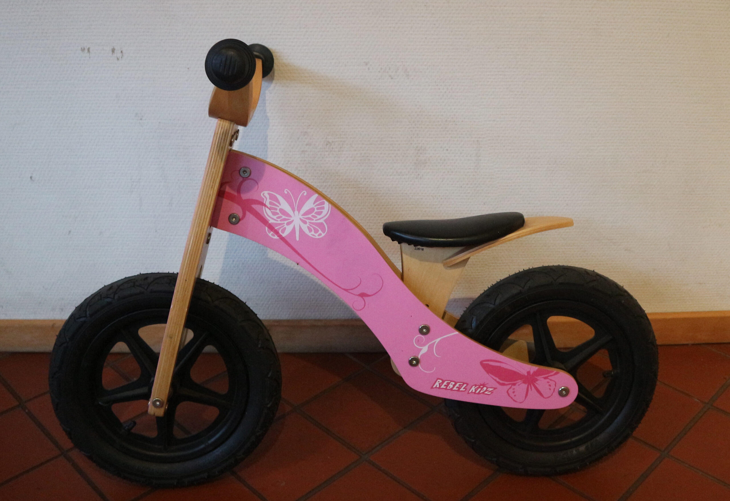 Lernlaufrad Rebel Kidz Wood Air69,99€